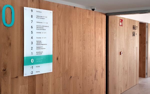 Elementos de señalización directorios
