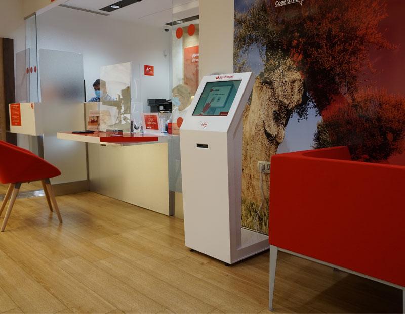 Banco Santander portada
