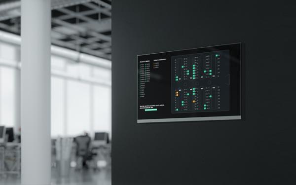 Plataforma monitorización de espacios
