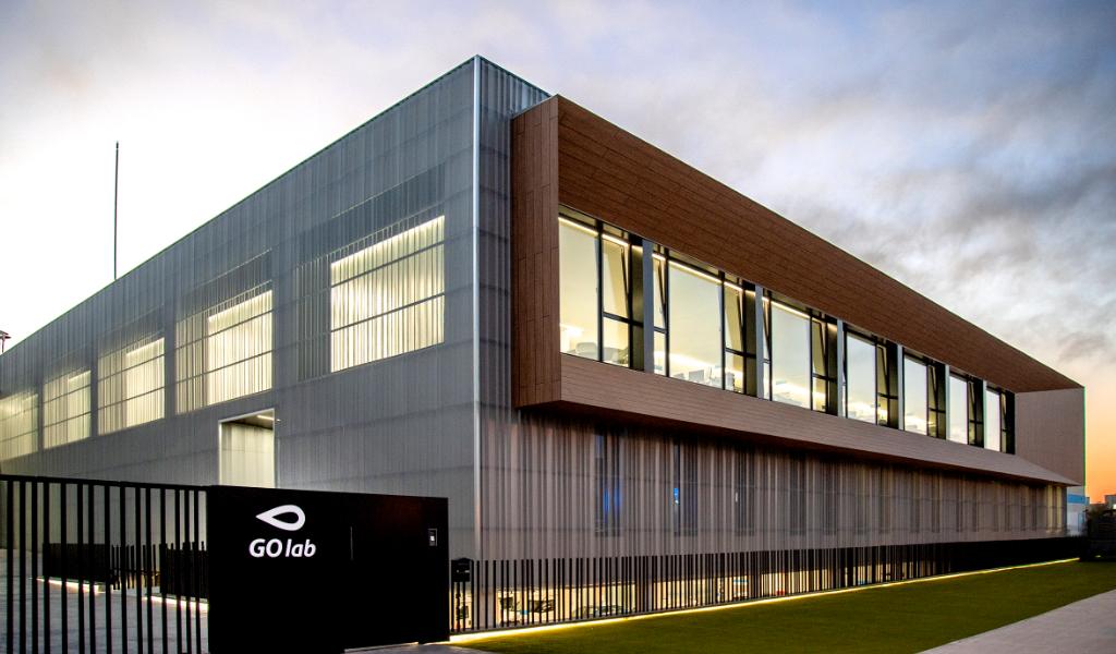 Edificio GoLab