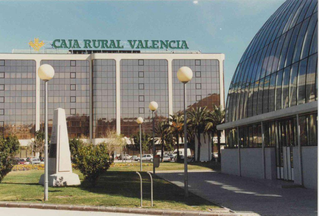 CAJA RURAL ROTULO 1996