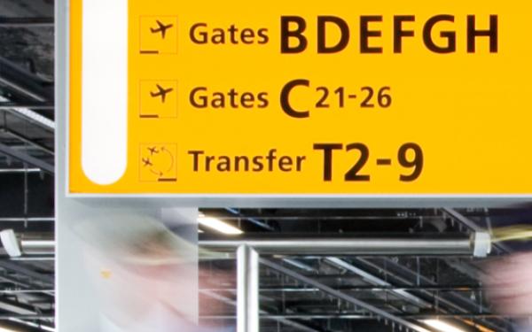 Wayfindig aeropuertos